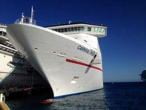 Touring the Carnival Pride 2015