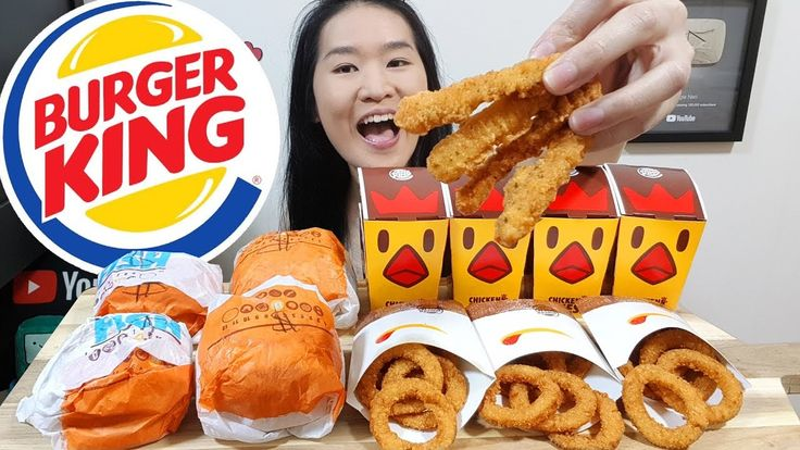 BURGER KING FEAST!! Chicken Fries, Onion Rings, Chic N' Crisp, Fish Burg...