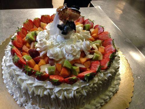 I now pronounce you eated and happy trattoria il verdi Milano www.ilverdi.it