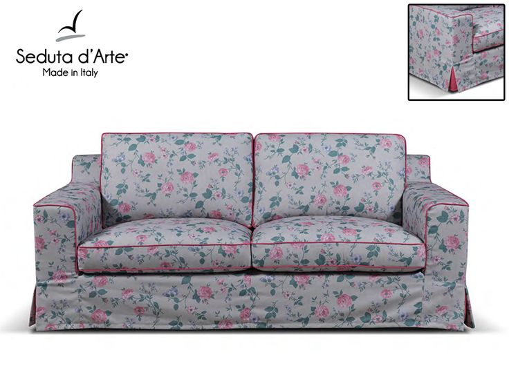 Contemporary Sleeper Sofa Luis by Seduta D'Arte Italy - $2,750.00
