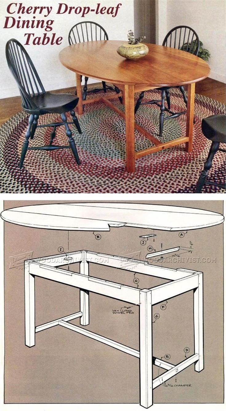 Design homemade dining table plans diy ideas 187 woodplans woodplans -