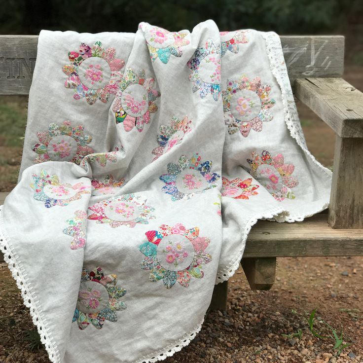 Ruby May quilt
