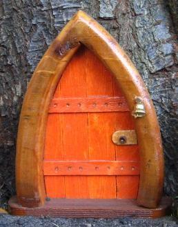 Igloo Orange door