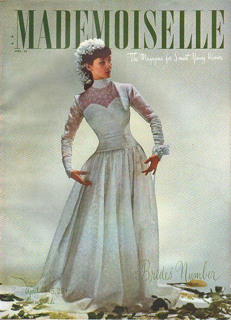 Vintage Everyday Fashion Magazine Covers From 1940s 1950s 40s Pinterest Fashion Magazine