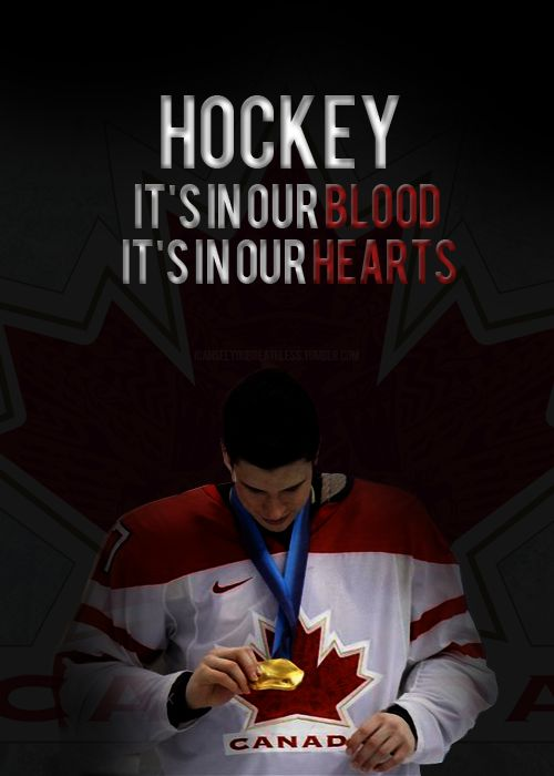 True statement -- hate that its a pic of Crosby though... but he did win canada the gold #1goodthinghedid