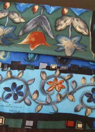 Kup mój przedmiot na #vintedpl http://www.vinted.pl/damska-odziez/okrycia-wierzchnie-inne/15655062-szaliczek-lekki-wiosenny-apaszka-jak-malowana