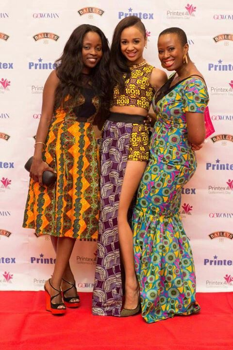 African print is everything