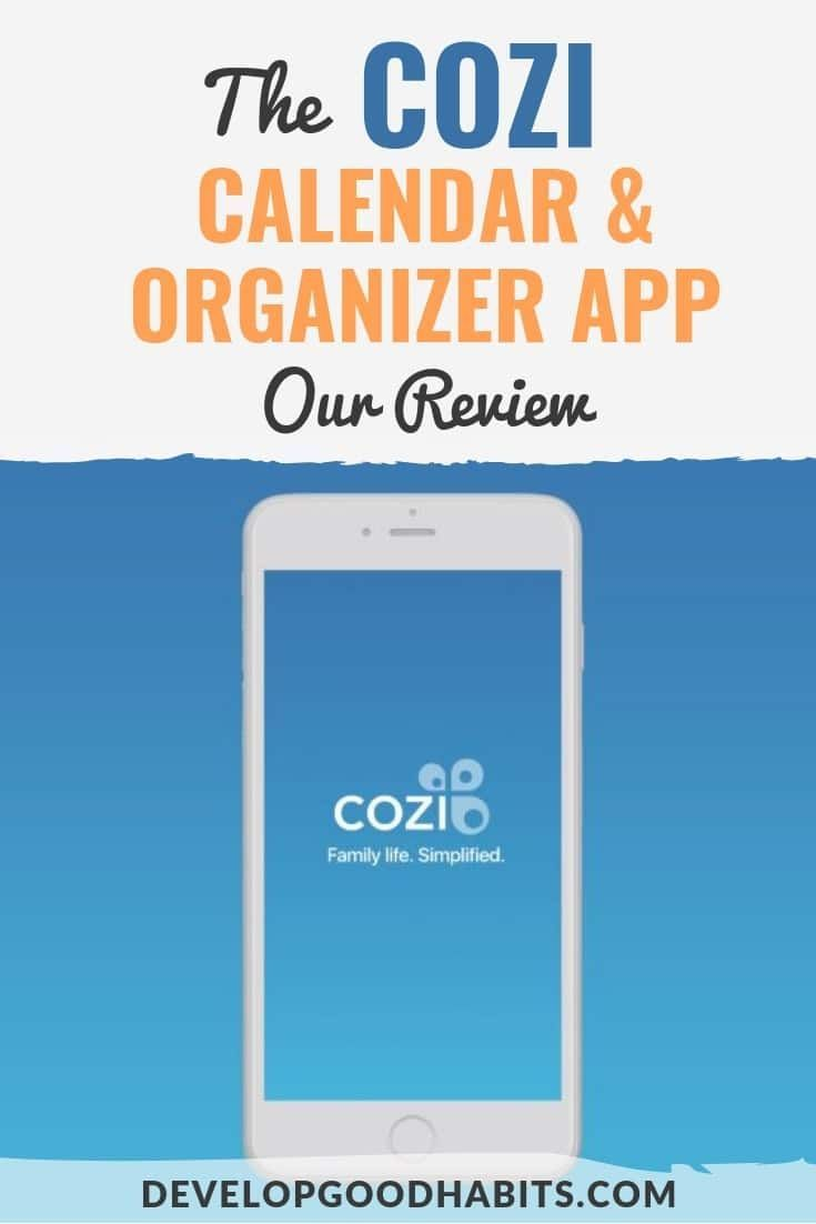 Cozi Family Calendar App Review For 2020 Is It Worth It Family