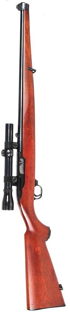 Real Guns - Ruger's 44 Magnum Carbine
