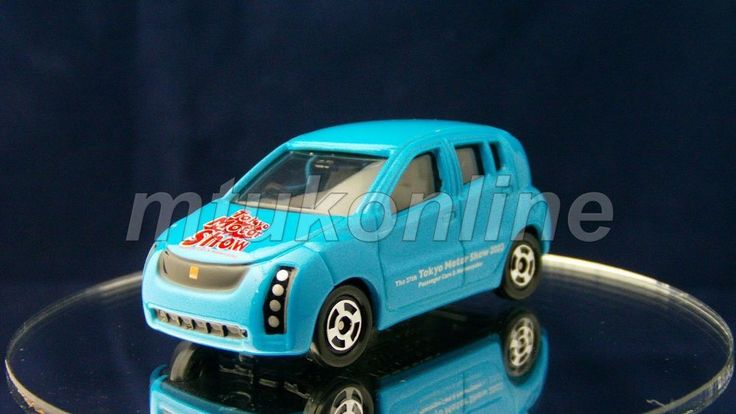 TOMICA 88 TOYOTA WILL CYPHA | 1/59 | TOKYO MOTOR SHOW 2003 NO.9