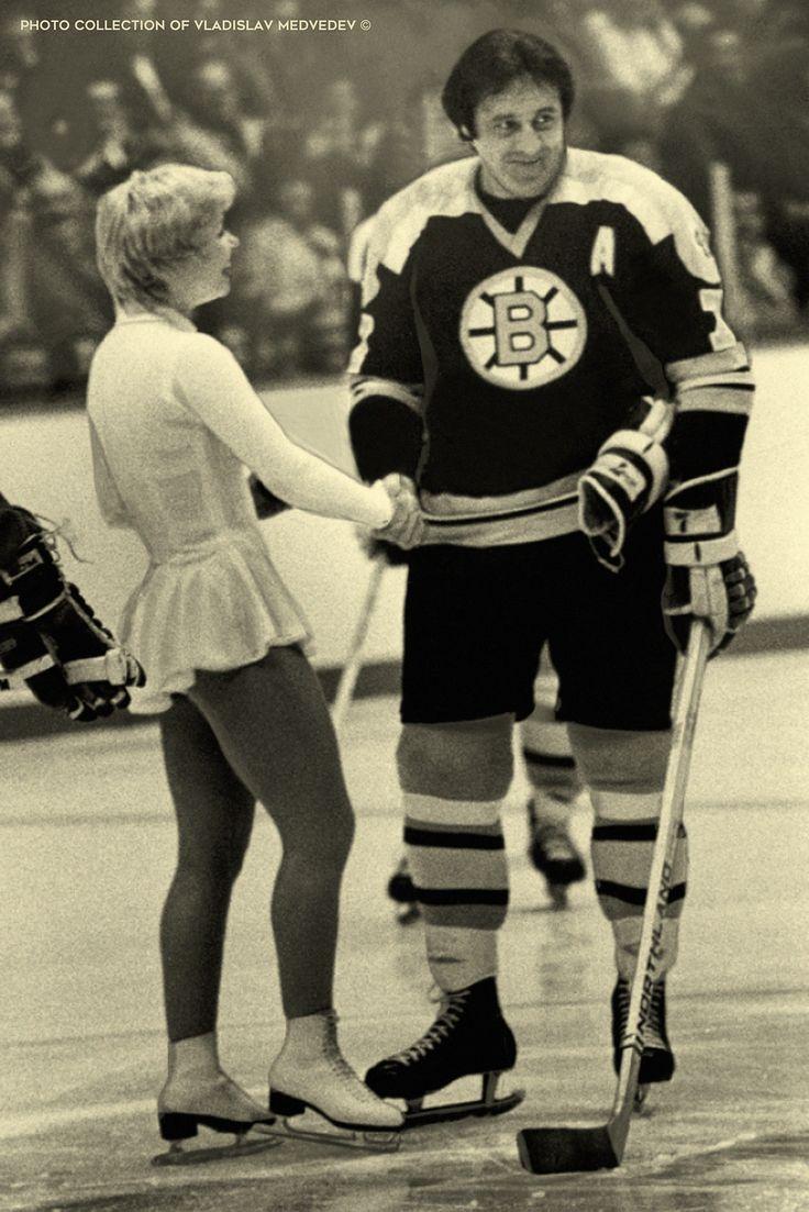 Фил Эспозито #hockey #хоккей #nhl #нхл