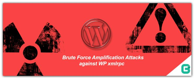 The blog post describes brute force amplification attacks/xml-rpc pingback vulnerability against wp xmlrpc with possible solutions.