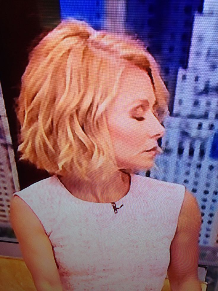 Kelly Ripa hair
