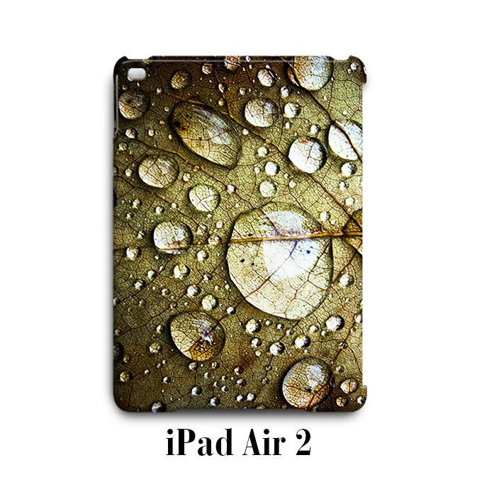 Leaf Drop Water iPad Air 2 Case Cover