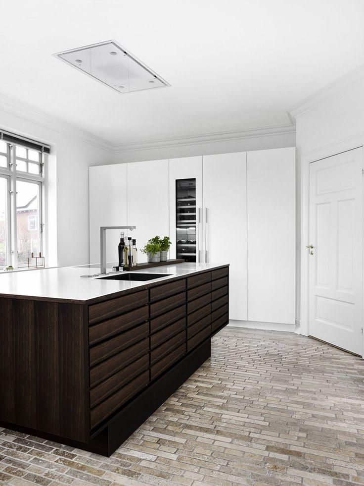 74 best Dunkle Küchen - Schick durch Schwarz \ Grau images on - häcker küchen erfahrungen