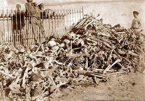 Restos humanos en Tacna despues de la Guerra del Pacifico - Guerra del Pacífico - Wikipedia, la enciclopedia libre