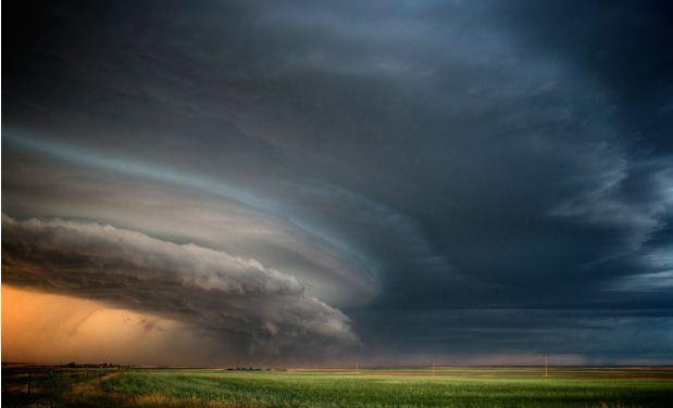 picturesque storm