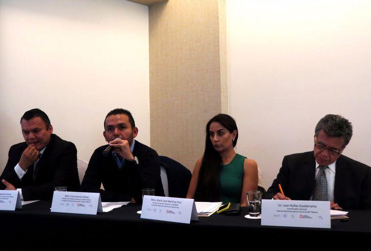 México trabaja unido para impulsar tratamiento farmacológico, médico y psicológico del tabaquismo - http://plenilunia.com/prevencion/mexico-trabaja-unido-para-impulsar-tratamiento-farmacologico-medico-y-psicologico-del-tabaquismo/43925/