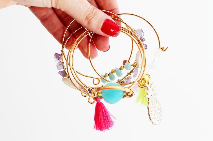 17 Meilleures Id Es Propos De Bracelets D 39 T Sur Pinterest Bracelets Bijoux De Plage Et