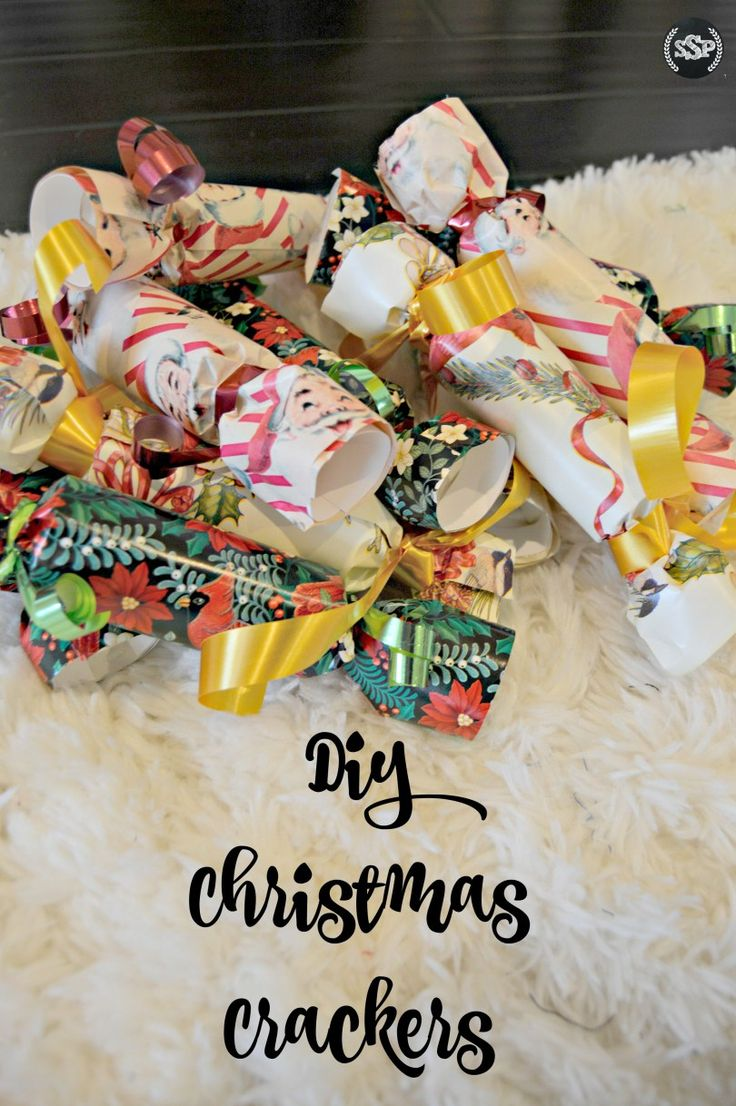 The 25 best diy christmas crackers ideas on pinterest christmas diy christmas crackers with scripture for reading the birth of jesus christmastraditions solutioingenieria Gallery