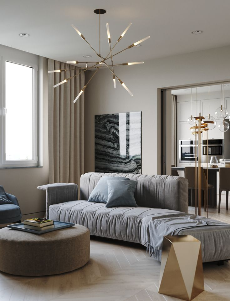 """Check out this @Behance project: """"Apartment in onyx colours"""" https://www.behance.net/gallery/60235781/Apartment-in-onyx-colours"""