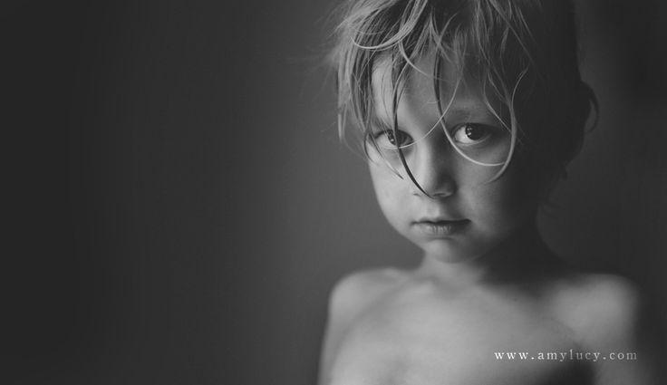 Children's photographer Amy Lucy.
