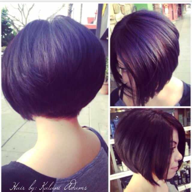 learn how to style hair m 225 s de 25 ideas incre 237 bles sobre corte bob aline en 4856