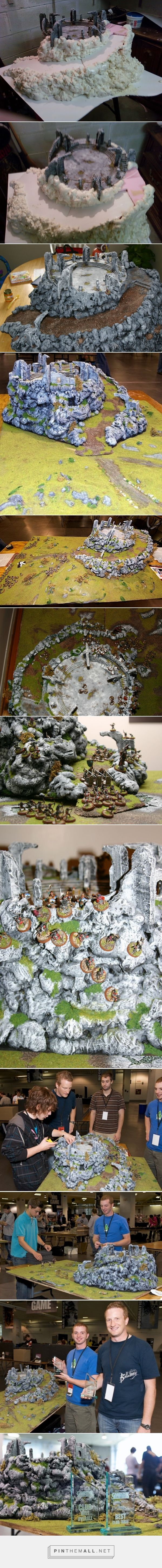 Terrain Projects - Looking Back to 2009 | Board Games, Minis and More | BoardGameGeek - created via http://pinthemall.net