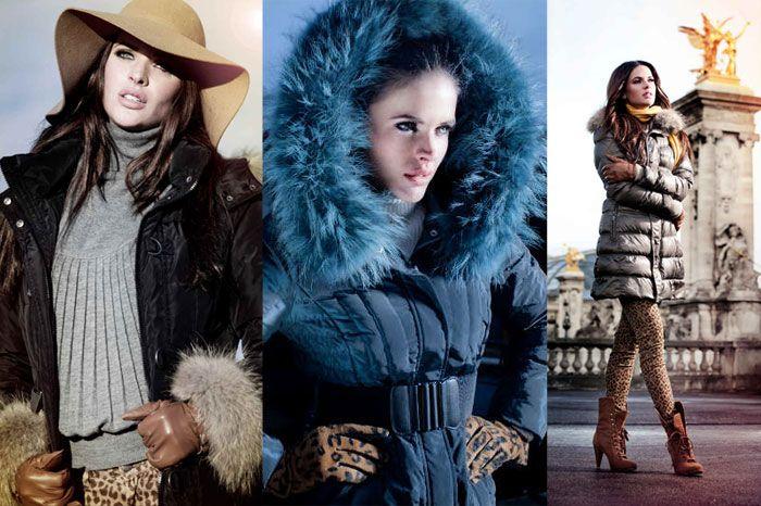 Winterjassen voor vrouwen 2015