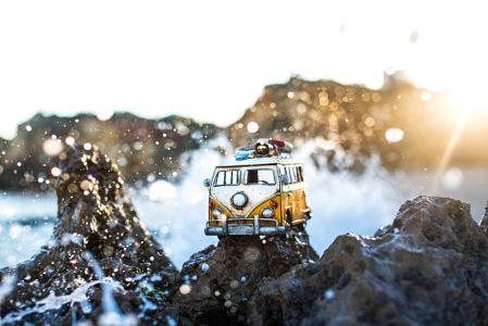 Algarve's waves by Kim Leuenberger