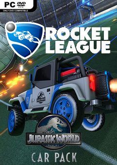 Download Rocket League Jurassic World Car Pack Dlc Pc Game