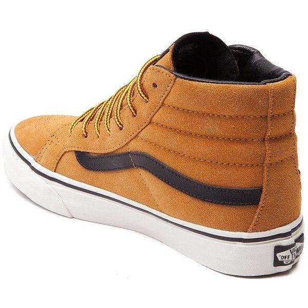 Vans Unisex Sk8Hi Slim Skate Shoe ** Be sure to check out