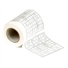 Sudoku Toilet Roll - For those who won't let anything get in the way of their game.