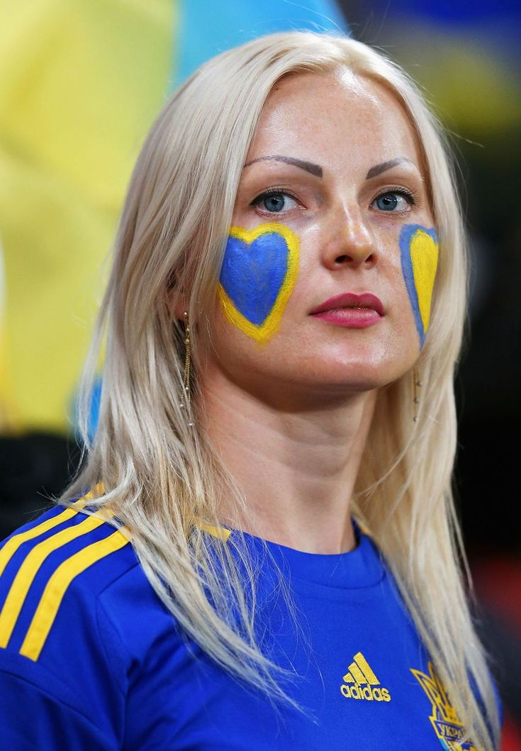 beautiful female football fans from Euro 2012 picture special - Sweden Fan