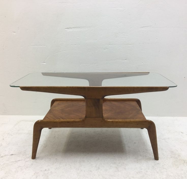 Coffee table from the fifties by Gio Ponti for Domus Nova