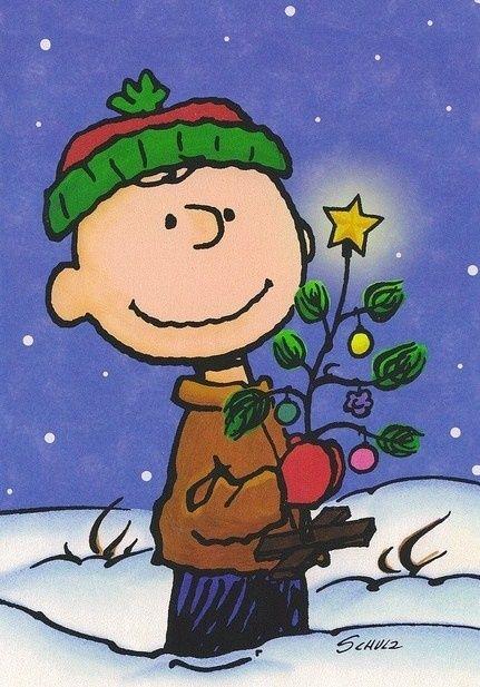 Charlie Brown Christmas by LilOlMe69