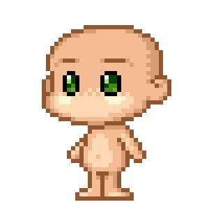Avatars In Pixels - Chibi Maker - Eyes