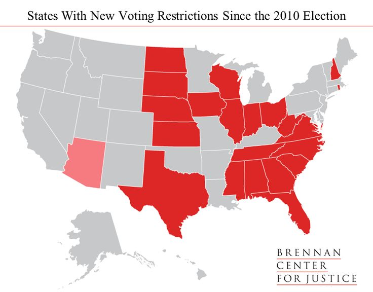 As The Early Stages Of The 2016 Presidential Race Begin State Legislatures Are Already Considering Hundreds Of Laws That Could Determine Voters Access To