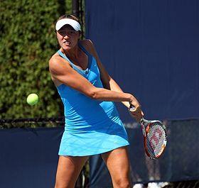 1/16/17 Via Tennis 24/7 ·    Samantha #Crawford ranked at 163 shocks fellow American, Lauren #Davis, in R1 of #AusOpen, 46 63 60! Crawford plays #Muguruza in last 64!