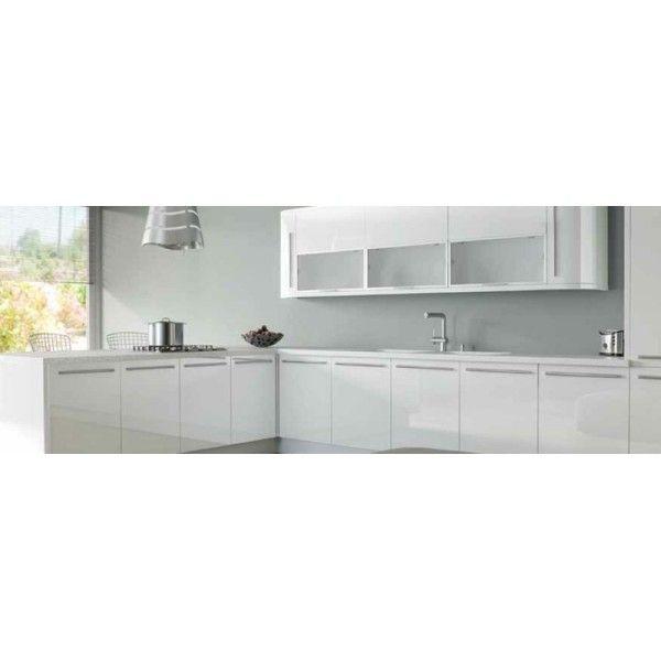 White Gloss Kitchen Cabinet Doors: Best 25+ High Gloss Kitchen Doors Ideas On Pinterest