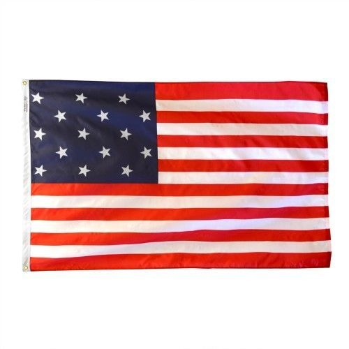 Celebrate the 200 year anniversary of the Star Spangled Banner with this Iconic Annin Flag