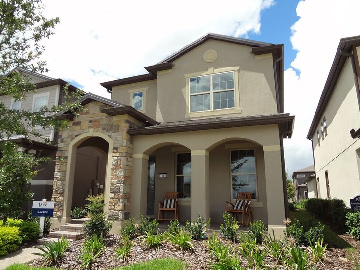 Winter Garden New Homes   Lakeview Pointe By Pulte Homes   Bayside Model