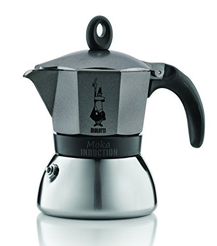 cafetiere italienne induction 3 tasses