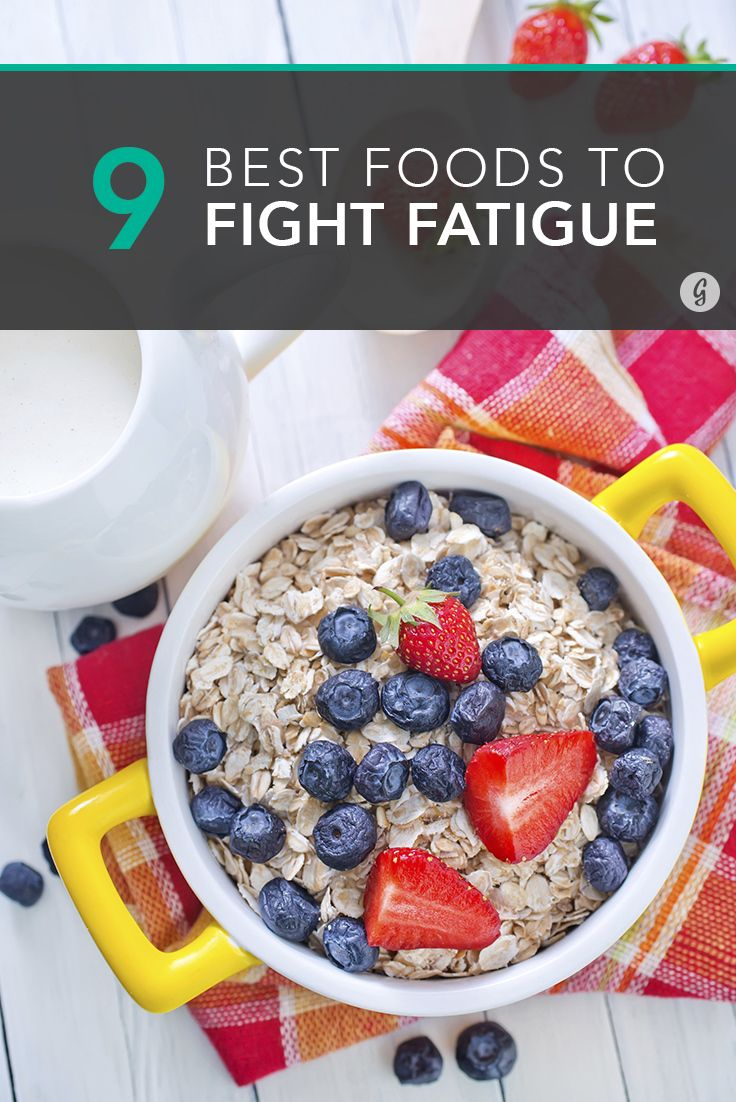 The Best Foods to Fight Fatigue  #energy #food http://greatist.com/eat/foods-to-fight-fatigue