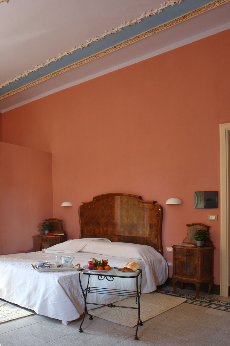 a completely restored room... ancient feeling