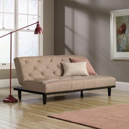 Sauder Woodworking (Studio RTA) Mason County Convertible Sofa   Jet.com