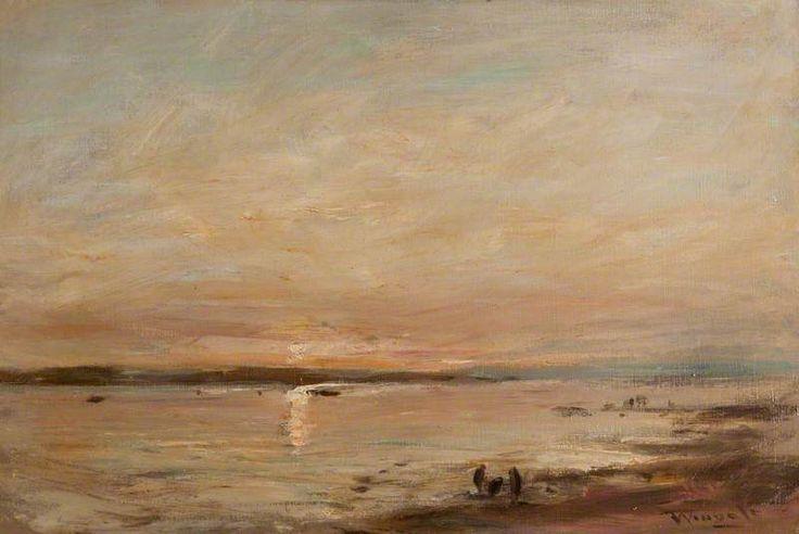 Summer Evening    James Lawton Wingate (1846–1924)    Low Parks Museum
