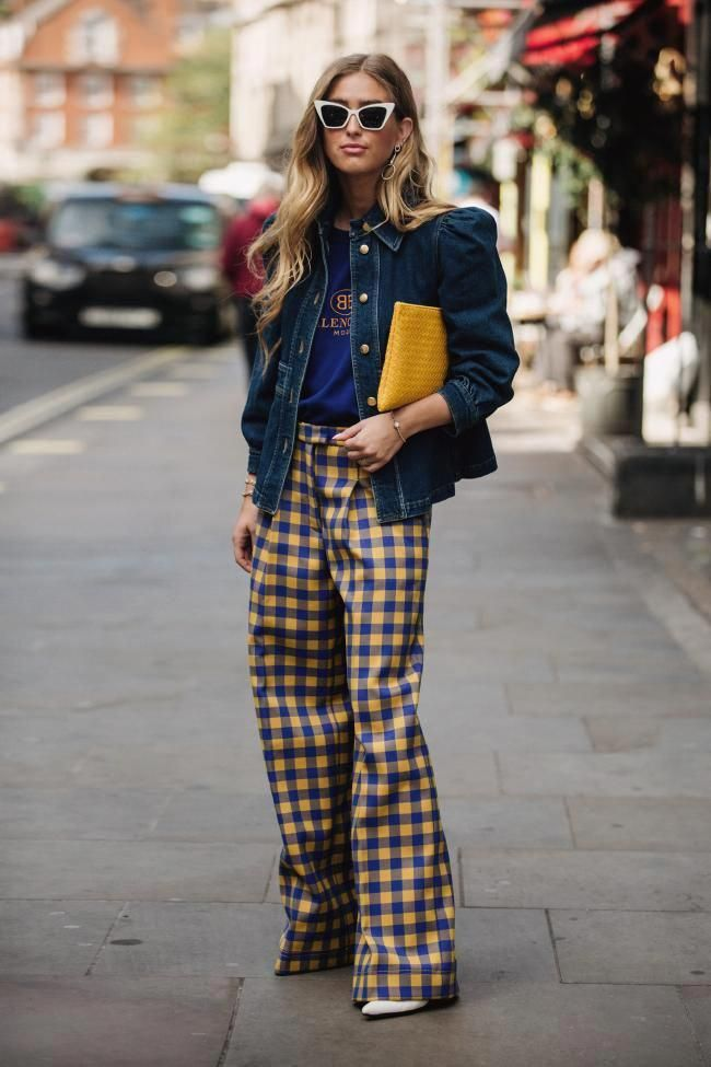 b7378c449ca815 The best street style from London Fashion Week spring summer 2019 - Vogue  Australia  fashiontrendsfall