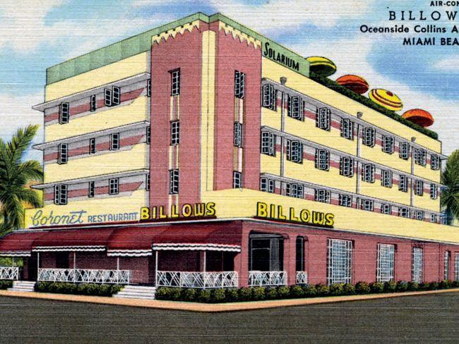 150 best art deco buildings on vintage miami postcards images on