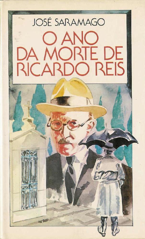 O ano da morte de Ricardo Reis. Círculo de Leitores